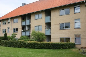 Fortun Midtby, Lyngby